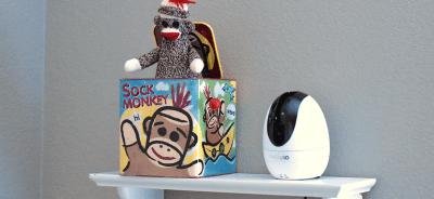 Modern Day Nursery Essential Video Baby Monitor! http://fantabulosity.com