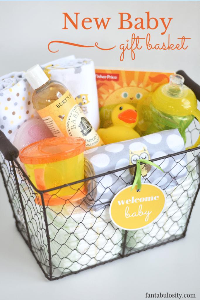 New Baby Gift Basket Ideas https://fantabulosity.com