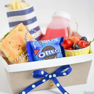 DIY Picnic Boxed Lunch Idea https://fantabulosity.com