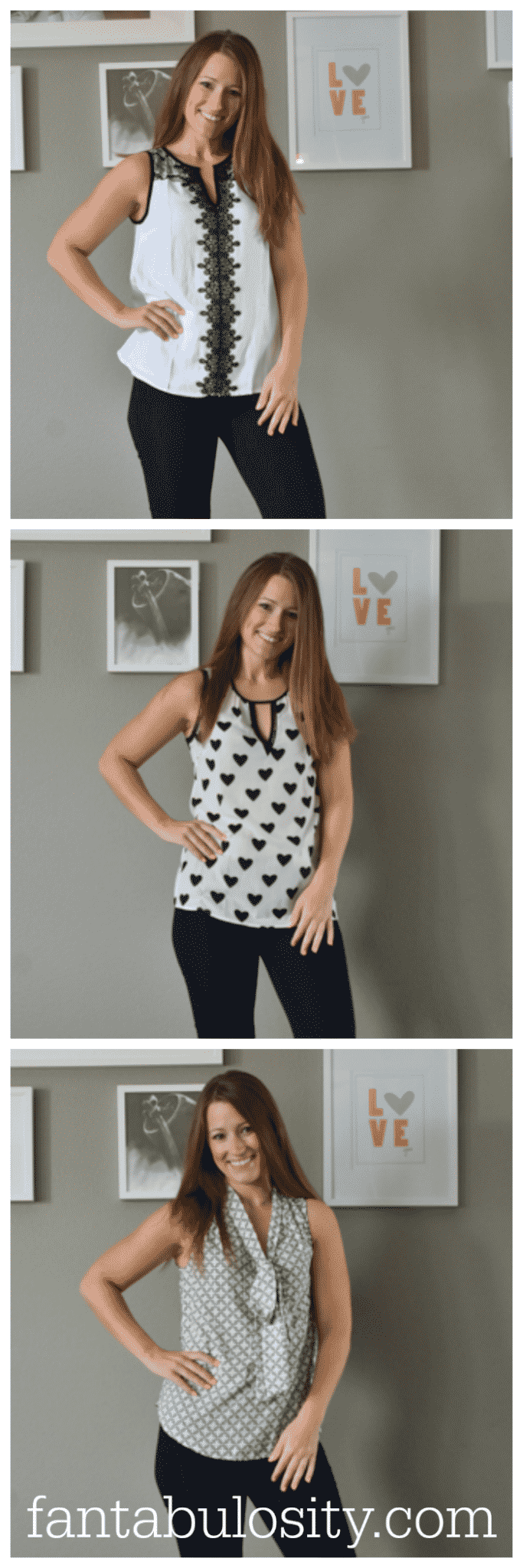June 2015 Stitch Fix Review Unboxing Video and Photos! https://fantabulosity.com