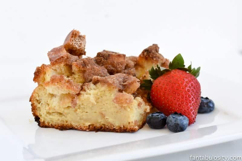Baked French Toast Recipe https://fantabulosity.com