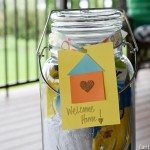 DIY Housewarming Gift Idea + Drink Dispenser