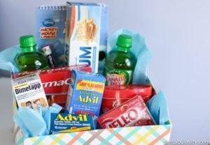 Sick Kit - Get Well Gift for Kids & Mom https://fantabulosity.com