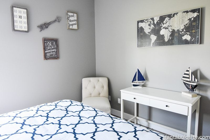 Fantabulosity's Home Tour Part 14- The Guest Bedroom https://fantabulosity.com