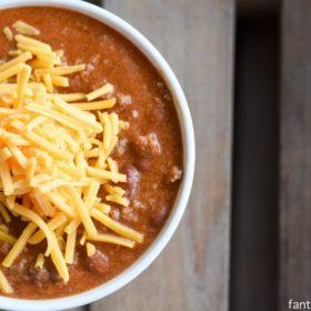 Quick & Easy Chili Recipe - Momma's Chili https://fantabulosity.com