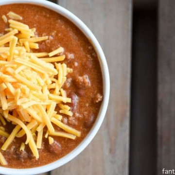 Quick & Easy Chili Recipe - Momma's Chili https://fantabulosity.com