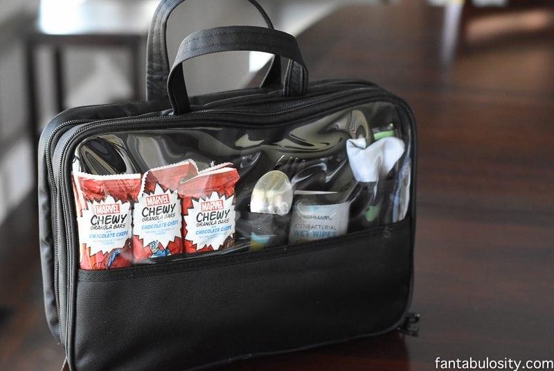 Restaurant Kit - Toddler Busy Bag Ideas! https://fantabulosity.com