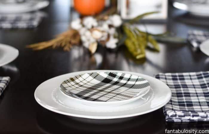 Fall Dining Room Decorating Ideas & Thanksgiving Archives - Fantabulosity