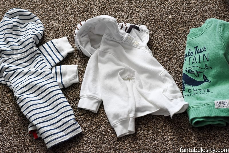 The SMART way to pack your Baby or Toddler for Vacation