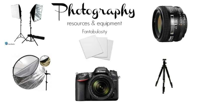 Photography Resources & Equipment