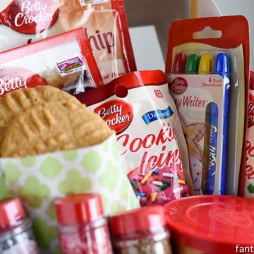 Holiday Baking Kit, DIY Christmas gift idea
