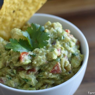 This guacamole is ALWAYS requested at my parties