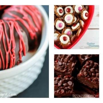 10 Easy Valentines Day Treats and Snacks Recipe Ideas