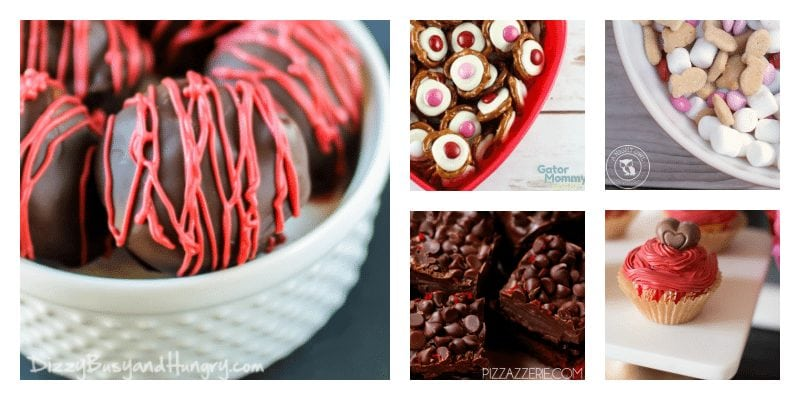 10 Easy Valentines Treats Snack Ideas For Kids Fantabulosity