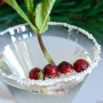 Fancy-Schmancy Holiday Mocktail