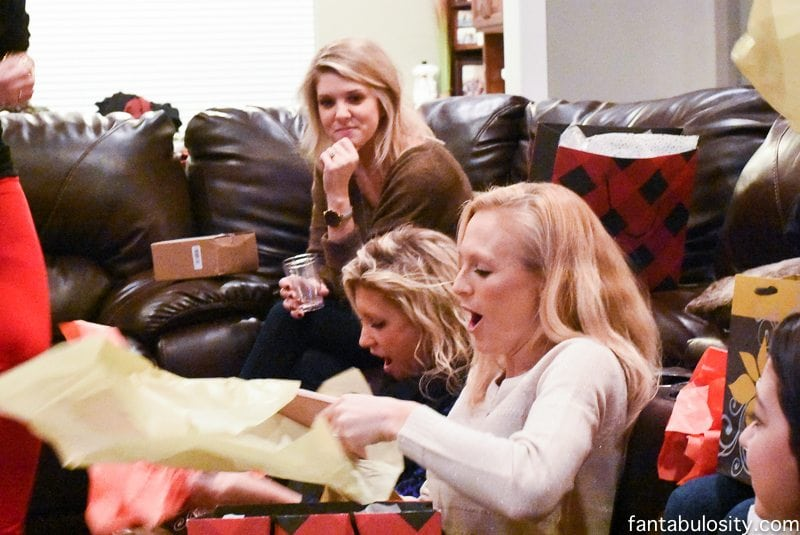 Favorite Things Party Ideas! How fun, for a girls night and gift exchange