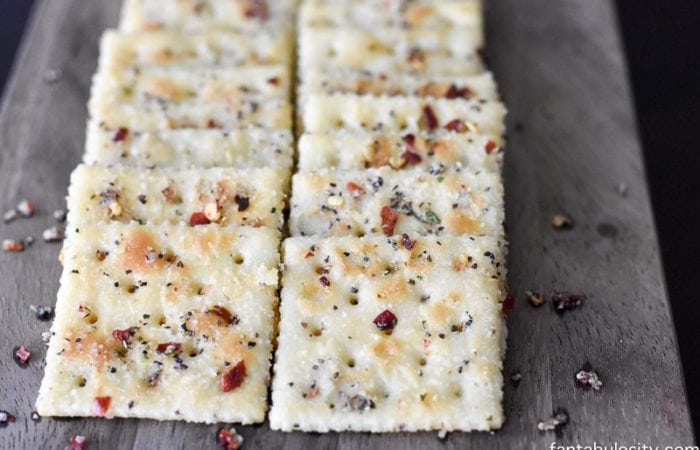 YUM!!! Spicy Ranch Seasoned Crackers Recipe: Party Crackers