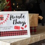 """Relax + Color: """"Favorite Things"""" Party Prep"""