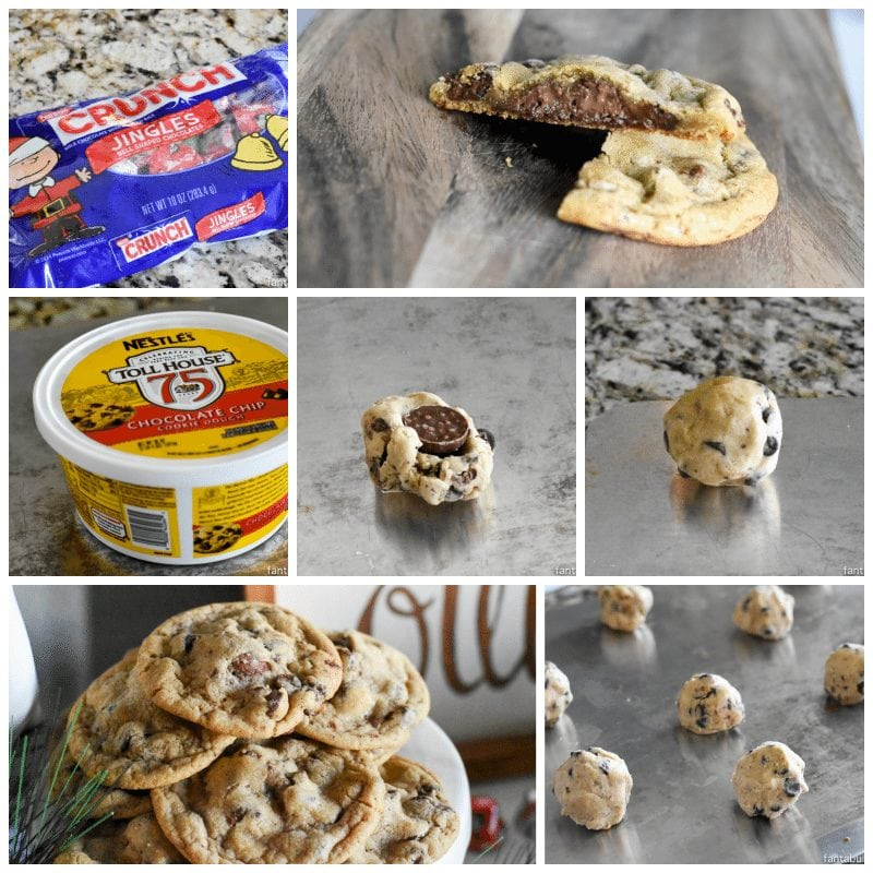 Surprise Cookies with Crunch Jingles