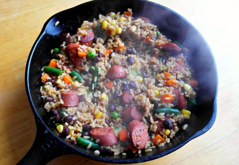 """Whhaaaaat!!! This looks amazing and HEALTHY! """"Skinny"""" Mexican Skillet Fantabulosity"""