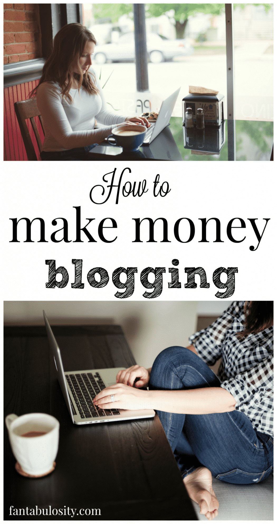 She shows you exactly what companies & websites she uses to make money blogging. How to make money blogging. how do you make money blogging, making money with a blog, can you make money with a blog. sponsored posts, affiliate, advertising, ad networks, and more!