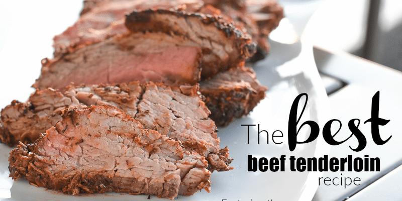 "The BEST Meat Rub & Beef Tenderloin Recipe: The ""Braxton"""
