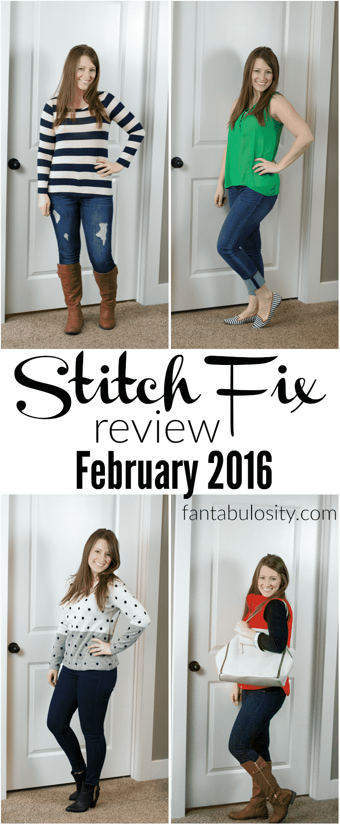 Stitch Fix Review February 2016 Try On Video fantabulosity.com