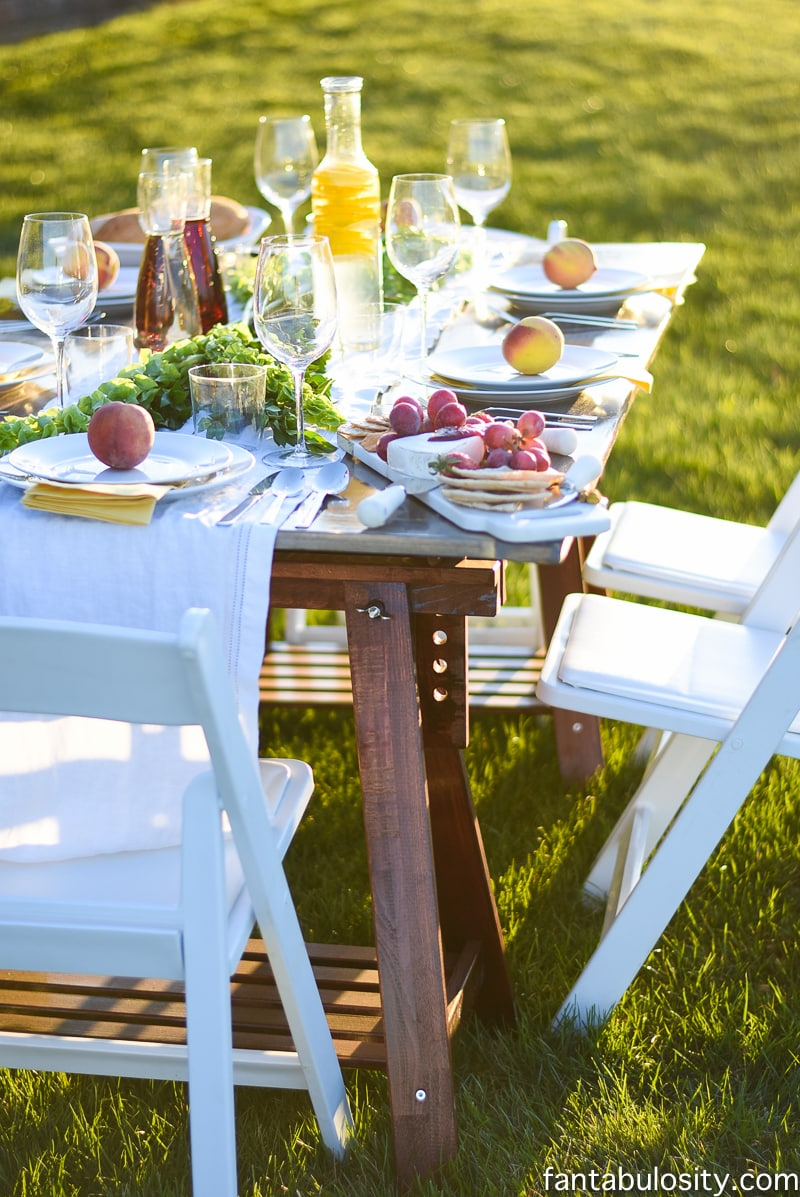 Fun Dinner Party Ideas Part - 36: Pop Up Backyard Dinner Party: Entertaining Ideas, Classy, Easy Simple,  Quick,