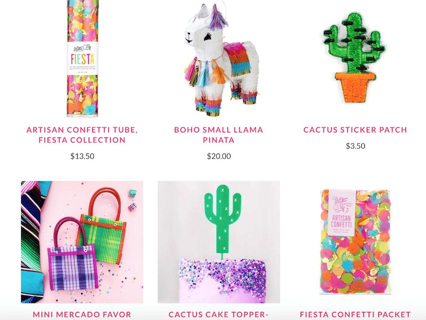 Fiesta Decorations - party supplies online