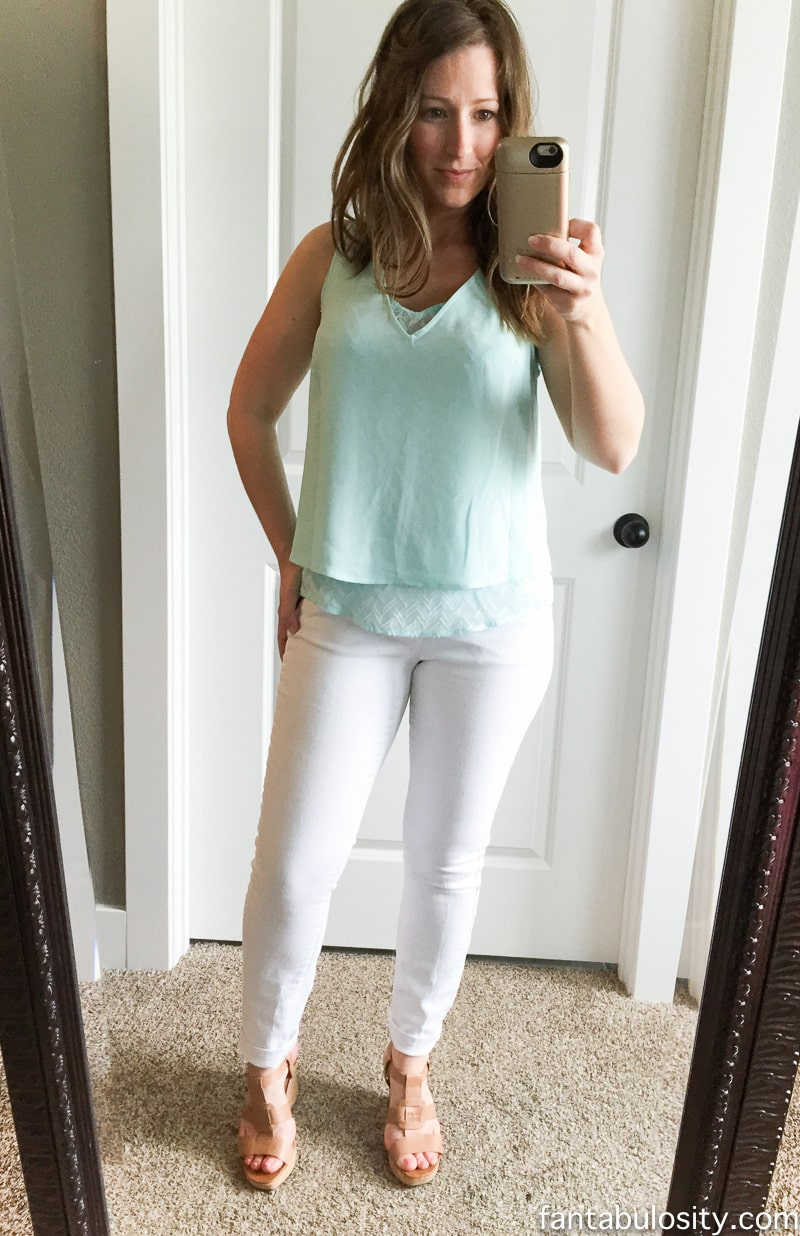 Stitch Fix May 2016 Review Try On Video Fantabulosity & Jessica Burgess