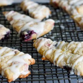 Berry Scones Recipe