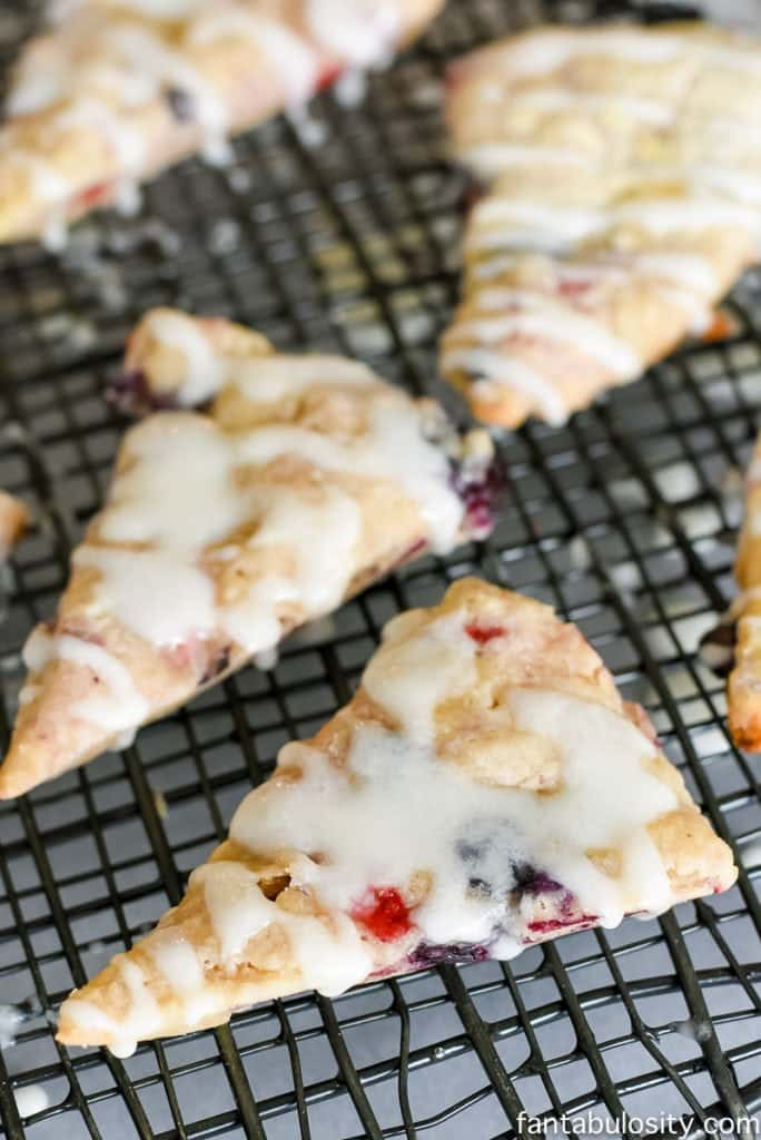 Berry Scones Recipe - Pioneer Woman recipe