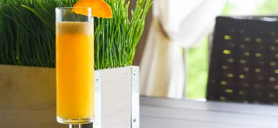 Dreamsicle Mimosa Recipe