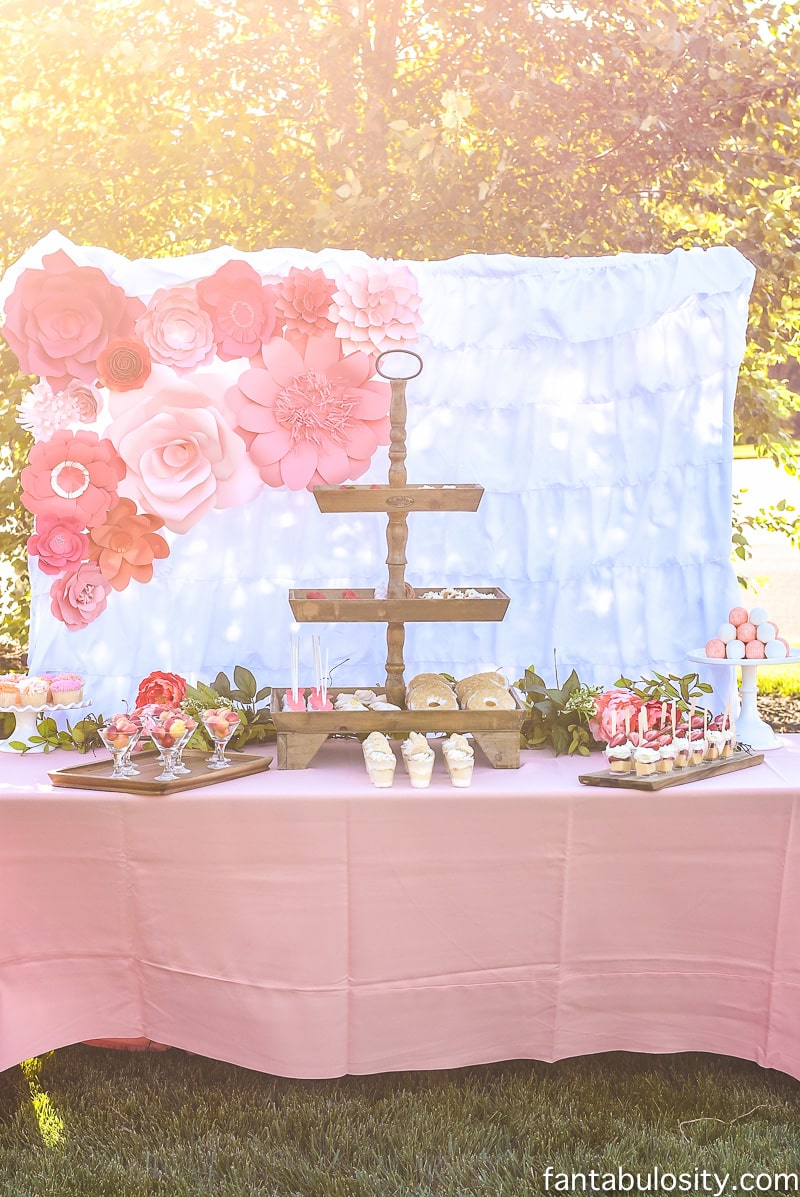 Favorite Things Party - Summer Outdoor
