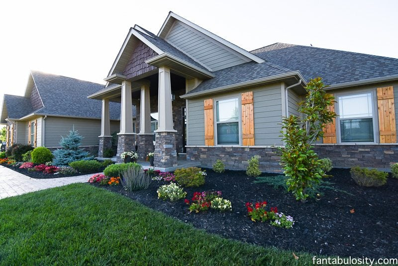 Craftsman Home Front Porch