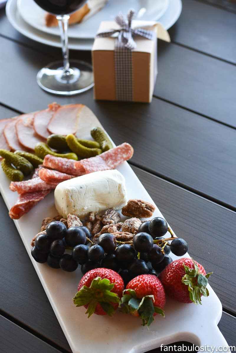 Cheese Tray Ideas For Wine