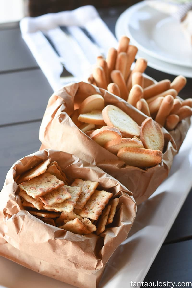 Snack Ideas For Wine Tour