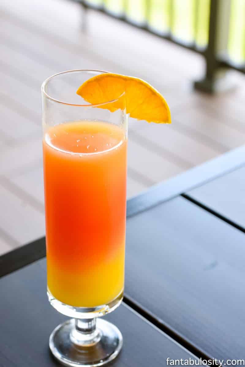 Sunrise Chic Mimosa