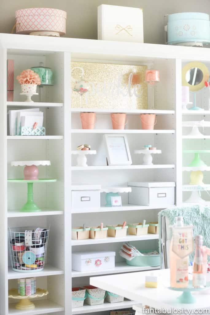 Chic Office - Coral and Mint, for the Girl Boss