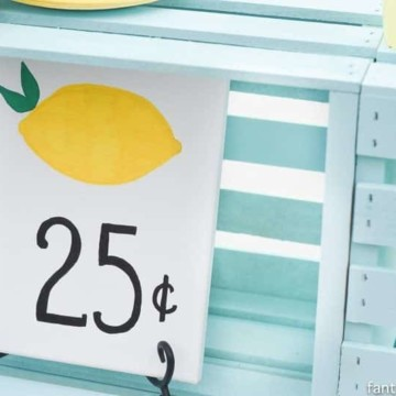 Lemonade stand sign ideas