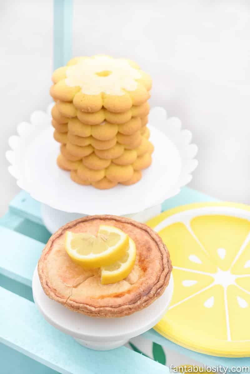 lemonade stand - bake sale ideas
