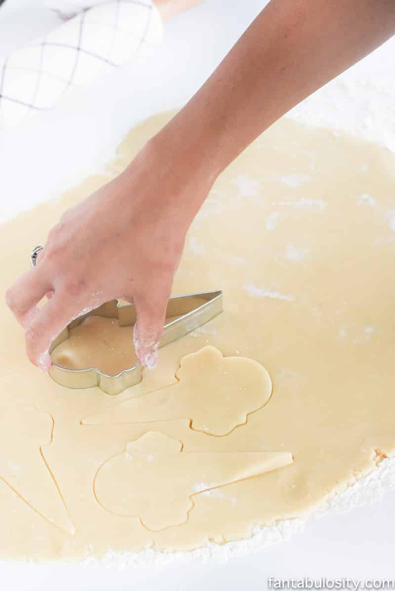 Easy Sugar Cookie Recipe Great For Cut Out Cookies And Decorating Best