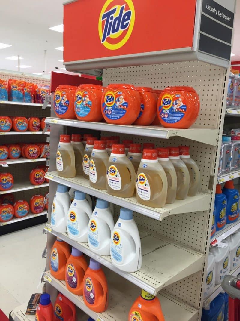 Tide PurClean at Target