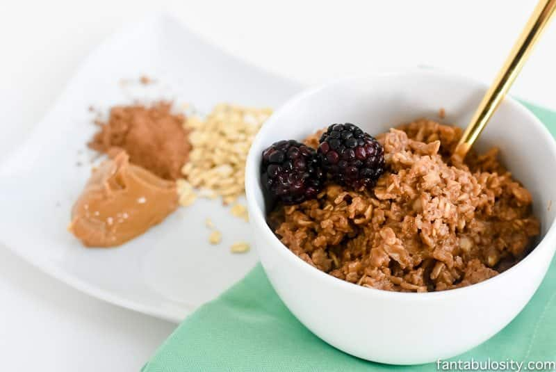 "... not full of butter and sugar! ""Skinny"" No-Bake Cookie Oatmeal R..."