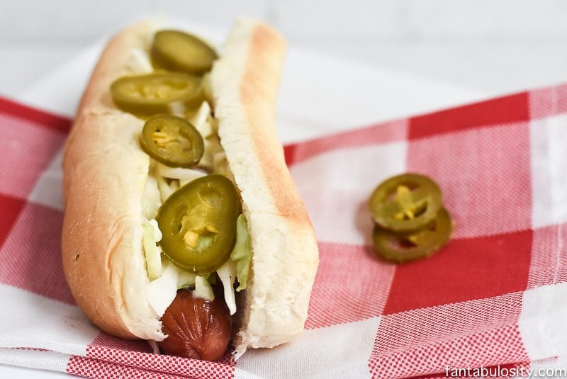 Hot Dog Week: Spicy Slaw Dog