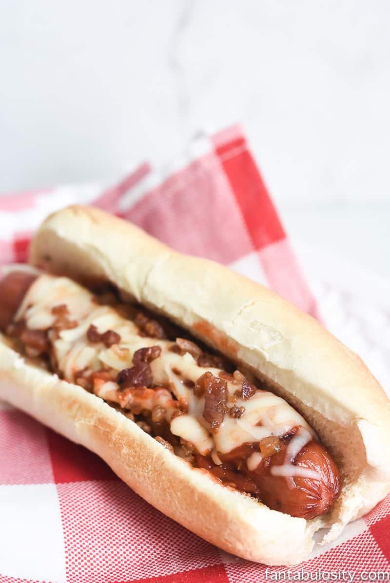 Hot Dog Week: Pizza Dog