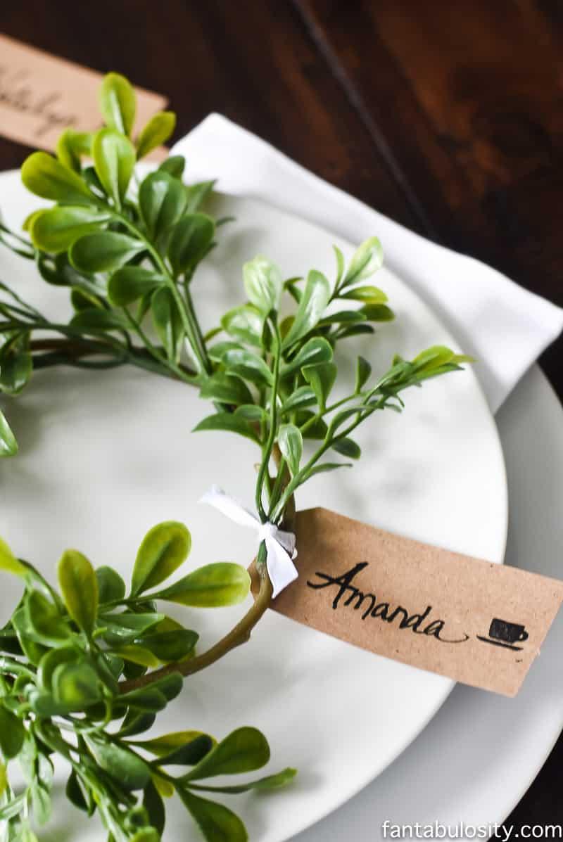 DIY Flower Crown Tutorial for Brunch Party