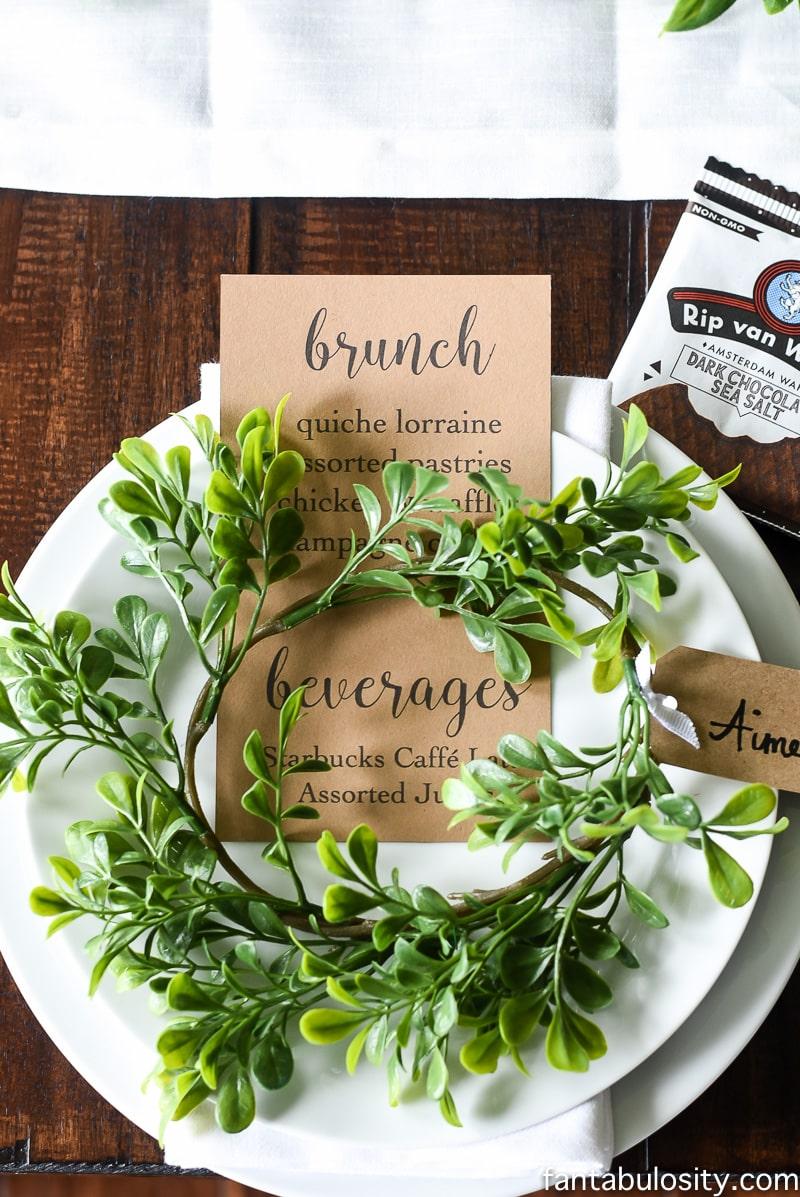 Host An Elegant Brunch Party With Starbucks 174 Fantabulosity