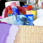 Sympathy Gift Basket Idea