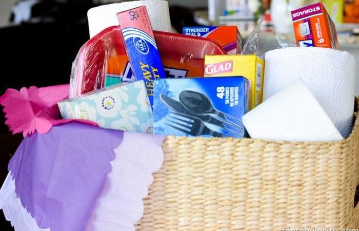 Diy crafts sympathy gift basket idea solutioingenieria Gallery